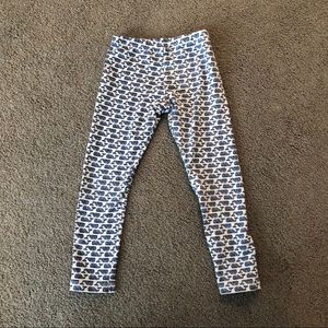 Whale leggings by Vineyard Vines XS